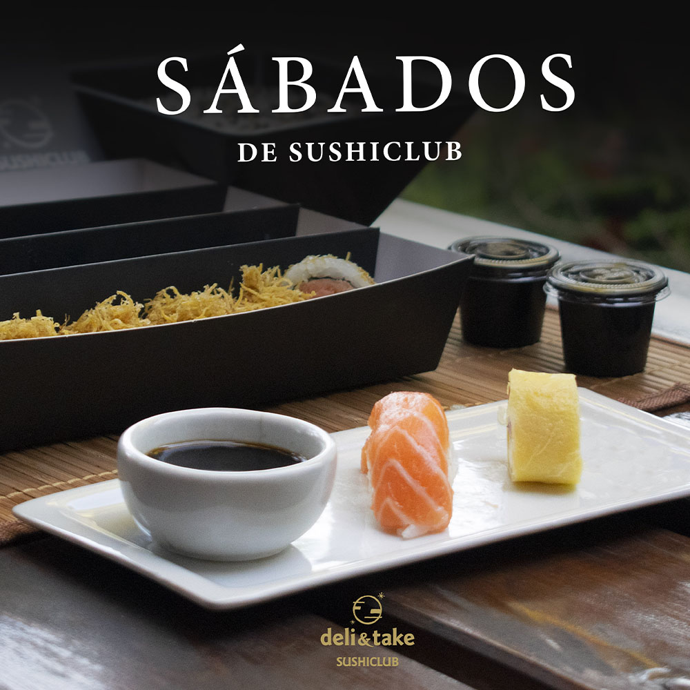 SushiClub  City Bell